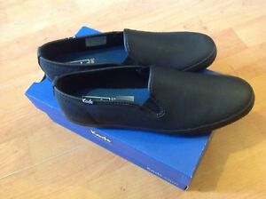 Ladies Lovely Black Keds Size 3.5 New Shop Clearance RRP £55
