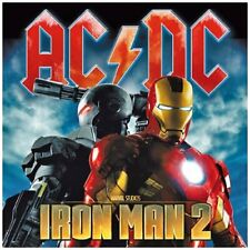 Iron Man 2 - Ac/dc CD Columbia