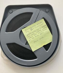 Super 8mm Cine Film Home Movie 1975 Holiday Hovercraft