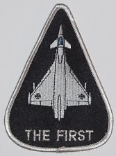Fuerza Aérea Patch Patch Eurofighter the first... a2963