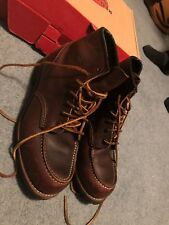 Red Wing 4183 J. Crew boots sz 9D