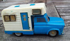 VINTAGE WILLYS JEEP TRUCK CAMPER MADE IN HONG KONG, GOOD USED CONDITION