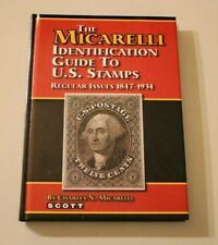 Micarelli Identification Guide to U.S. Stamps 1847-1934