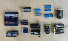 5FF50 ASSORTED SMALL CAPACITORS, GOOD CONDITION