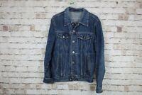 Hamnett Denim Jacket Size S No.M361 20/2