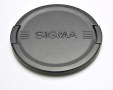 Sigma 82mm Front Lens Cap (#3414)
