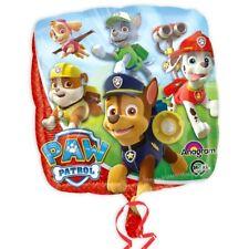 x10 R59F12 XL Paw Patrol Ryder Team Helium Folienballons Kinder Party Geschenk