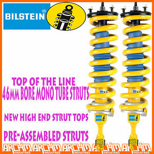 "MITSUBISHI TRITON 4WD ML MN 7/06-ON FRONT BILSTEIN STRUTS & COIL SPRINGS 2"" LIFT"
