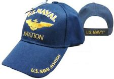 ed1887eeed1 US Naval AVIATION Ball Cap Navy Officer Vet NAVCAD NAP USCG USMC Aviator  NFO Hat