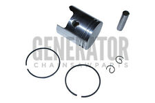 Piston Kit w Ring & Clip For ETQ TG1200 Fueln 1250 Harbor Freight 900 Generator