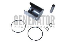 Piston Kit w Ring & Clip For ETQ TG1200 Fueln 1250 Harbor Freight 900 Generator