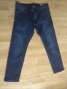 M&S Slim Jeans  Size Waist 36  Leg 29  Ex Con