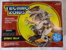 1994 Kenner Techno Zoids Strike Zilla Rare Sealed Vintage Figure Nib