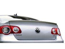 Primed OEM Volkswagen VW Passat MK6 B6 2006-2010 Rear Lip Trunk Boot Lid Spoiler