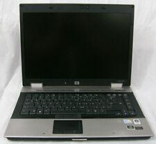 HP 8530w Elitebook Workstation 2.80Ghz 4GB 320GB NVidia Quadro FX770M 1920x1200