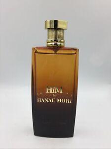 Him for Men by Hanae Mori 3.4 oz Eau De Toilette Spray No 📦