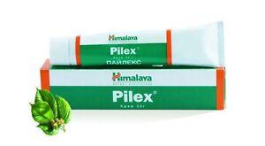 HIMALAYA Pilex Cream 30g Varicose veins hemorrhoids anal fissures fistulas