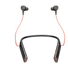 Plantronics Voyager 6200 UC Black Wireless Bluetooth Neckband In Ear Headset