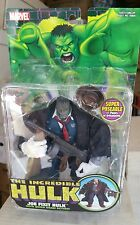 The Incredible Hulk Classics Joe Fixit Hulk LOOSE Gun Hat Quick Draw Toybiz 2004