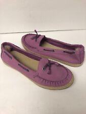Ugg Women's Chivon Flat Shoes Size 10 Color Purple/JLl