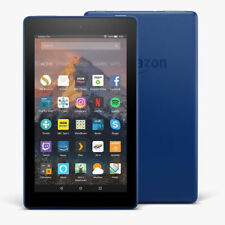 "Amazon Fire 7 8GB, Wi-Fi, 7"" Tablet - Blue - 53-005759"
