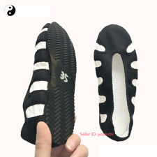 Men Chinese Martial Arts Kung Fu Cloth Shoe Tai Chi Taoist Slippers Comfort Shoe