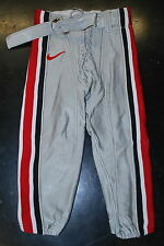 AUTHENTIC OSU Ohio State Buckeyes Game Day Football Pants-NIKE LICENSED APPAREL