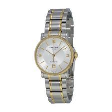 Certina DS Caimano Automatic Silver Dial Two-tone Mens Watch C017.407.22.037.00