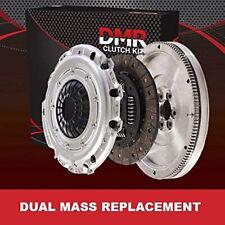 MK4 Golf  Clutch Kit for 1.9 TDI incl DMR Solid Flywheel (DMF conv to SMF)