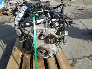 FORD FOCUS ENGINE PETROL, 2.0, TURBO, LZ, LESS TURBO, 10/14-11/18