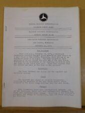 Railroad Accident Investigation Report #58 Burlington Northern Inc 1974