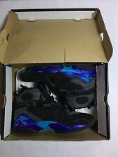 Nike Air Jordan Retro 8 Aqua 2015 Size 8.5 100% Authentic With Box