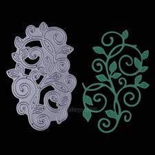 Leaves Lace Metal Cutting Dies Stencils DIY Scrapbooking Album Paper Card Crafts