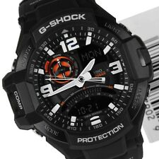 Casio G-Shock Mens Wrist Watch Twin Sensor GA1000-1A GA-1000-1ADR Black