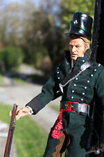 "Sharpe Sean Bean 1:6 scale 12"" inch TV action figure Napoleonic Wars 95th Rifles"