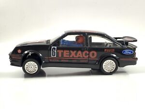 Scalextric C455 Ford Cosworth Texaco Unboxed