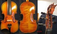 SONG master carved horse head 5 strings violin 4/4,shell inlaid purfling #12191
