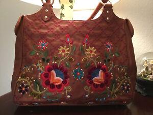 Vintage Isabella Fiore Handbag