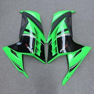 Fit for Kawasaki Ninja 300 13-17 Left Right Part Batwing Fairing Bodywork Panel