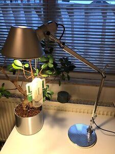 Artemide Tolomeo LED mit Standfuß !! Neuer Fuß! OVP