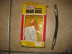 NEW REAR BRAKE HOSE - FITS: HILLMAN IMP (1966-76)