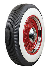 Firestone 600-16 Wide White Wall Bias Ply Tire Ford Chevy