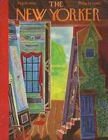 1962 New Yorker August 18- Backdrops for a Country Play