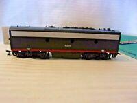 HO Scale Athearn Southern Pacific Black Widow F7B Dummy Locomotive Blue Box