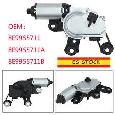 Limpiaparabrisas motor trasera para Audi A3 8P A4 A6 Q5 8E9955711A 8E9955711E