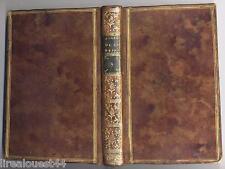 Nouvel abrégé chronologique de l'histoire de France Henault Briand Tome 5 - 1788