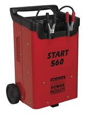 New Sealey START560 Battery Starter Charger 560/90Amp 12/24V 12 or 24 Volt  230V