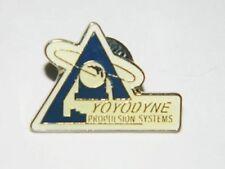 Buckaroo Banzai Series Banzai Yoyodyne Propulsion Systems Logo Pin