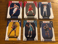 2020-21 NBA Hoops Rookie Card Complete Set (201-250) Ball, Wiseman, Edwards RC