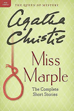 Miss Marple: The Complete Short Stories: A Miss Marple Collection by Agatha Christie (Paperback / softback)